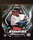 2016 Topps Finest Baseball Hobby Box Factory Sealed