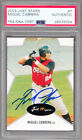 2003 Just Stars #7 Miguel Cabrera PSA DNA RC Signed Auto Slabbed Marlins Tigers