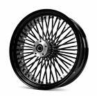 48 Fat King Daddy Mammoth Black Out Spoke Rear 18