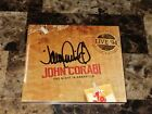 John Corabi Signed 94 Live CD Motley Crue 1994 Ratt The Scream Dead Daisies COA