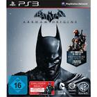 Ps3 3rd Person Action - Batman: Arkham Origins - [DE-Version] Playstation W NEU