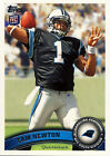 Cam Newton Rookie Cards Checklist and Autographed Memorabilia Guide 41