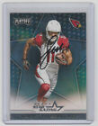 LARRY FITZGERALD Signed 2016 Playoff STAR GAZING #SG-LF Autograph ON CARD AUTO