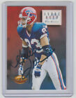 Andre Reed Cards, Rookie Card and Autographed Memorabilia Guide 18