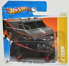 Hot Wheels 2011 39 A Team Van Mint on Short Card New Models 1984 GMC Panel