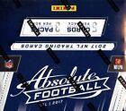 2017 PANINI ABSOLUTE FOOTBALL HOBBY BOX