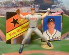 1992  TOM GLAVINE - Starting Lineup - SLU - Figure / Card & Poster - ATLANTA