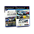 PS2 Spiele Bundle : DTM RACE DRIVER 2 + DTM RACE DRIVER 3 - PlaySation 2