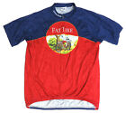 Voler FAT TIRE BEER NEW BELGIUM BREWERY Cycling Jersey 2XL Amber Ale 2000s