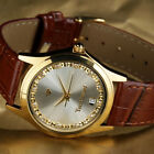 YVES CAMANI Golden Twinkle Ladies Wrist Watch Stainless Steel Gold Plated New