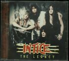 Intice The Legacy CD new Indie Hair Metal reissue Taste The Night