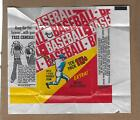 1970 TOPPS WAX PACK WRAPPER VERY CLEAN