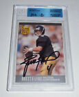 1991 PACKERS Brett Favre signed ROOKIE card JSA RC Fleer Ultra AUTO Autographed