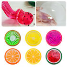 6 Colors Creative Fruit Crystal Clay Putty Jelly Slime Plasticine Mud Kids Toy