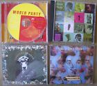 World Party 6 CD Lot History Shes The One Way Down Now Like Today Promos Maxis