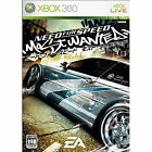 Need for Speed Most Wanted xbox360 Japan 360 x box360