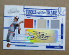 2005 ABSOLUTE JIM PALMER AUTO TRIPLE GAME USED CARD 14 25 BALTIMORE ORIOLES