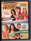 The Biggest Loser Workout 2 pack DVD Cardio Max and Power Sculpt