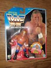 WWF Hasbro SID JUSTICE MOC ULTRA RARE in package