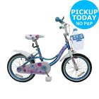 Spike 16 Inch Childrens Bike Basket Girls From the Argos Shop on ebay