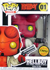Pop Comics Hellboy 01 Hellboy CHASE Funko figure 27155