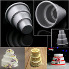 Supplies Mini Plastic Pudding/Pizza Mold Pan Tins Cupcake 3 Tier Cake Mould