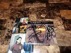 Creed Rare Band Signed CD EP Higher Mark Tremonti Scott Stapp Alter Bridge COA