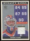 Grant Fuhr Cards, Rookie Card and Autographed Memorabilia Guide 5