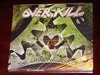 Overkill: The Grinding Wheel CD 2017 Bonus Track Nuclear Blast USA Digipak NEW