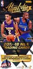 2017 18 PANINI ABSOLUTE BASKETBALL HOBBY BOX