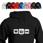 Bingo Pens Gift Hoodie Hooded Top Bingo Daily Cycle