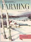 Holiday 1951 The Business of Farming Everett Lumber Company Bloomdale Ohio