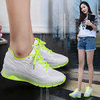 New Womens Casual Athletic Trainer Sports Lace Up Breathable Sneaker Shoes Hot