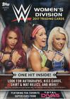 2017 TOPPS WWE WOMEN'S DIVISION BLASTER 20 BOX LOT