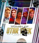WOMEN OF STAR TREK 50TH ANNIVERSARY 12 BOX CASE