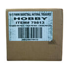 2014-15 Panini National Treasures Hobby Basketball 3-Box Case