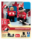6 LOT OYO FIGURES TEAM CANADA CHAMPS OYO JONATHAN TOEWS STEVE DUCHESNE HOCKEY