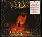 Dio Evil or Divine Live in New York City Limited numbered gold CD new