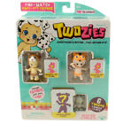 Twozies Figures Season 1 FRIENDS 6 PACK Catrick Tombo  Chatz New