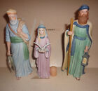 Lenox Renaissance Nativity Townspeople Boxed Rare