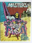 HE MAN MASTERS OF THE UNIVERSE MINI COMIC The Ordeal of MAN E FACES1982
