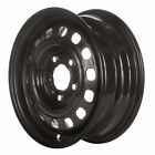 Reconditioned 14X5 Black Steel Wheel for 1986 1988 Buick Riviera 560 01484