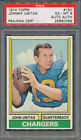 Johnny Unitas Cards, Rookie Card and Autographed Memorabilia Guide 39