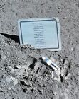 FALLEN ASTRONAUT PLAQUE APOLLO 15 MOON LANDING 8 x 10 PHOTO PHOTOGRAPH PICTURE