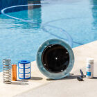 Solar powered Pool Ionizer Kills Algae Using Less Chlorine above or in ground