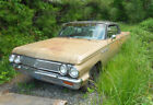 1963 BUICK SKYLARK 2 DOOR HARD TOP 215 V8 STRAIGHT & CANCER FREE WEST COAST