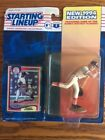 1994 ROGER CLEMENS Boston Red Sox - Kenner Starting Lineup Figure Trading Card