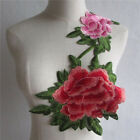 hot sale red and pink  Lace Floral Collar for  clothing accessory YL601