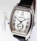 Breguet Heritage Big Date 18k White Gold Automatic Mens Watch 5480