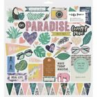 Crate Paper Wild Heart Collection Chipboard Stickers Holographic Foil